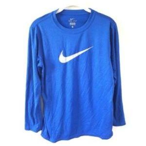 Nike Long Sleeve Athletic Shirt